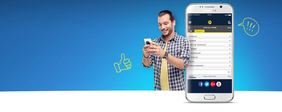 Samsung S6 Kazanma Fırsatı Turkcell Forum!a üye olup neden Samsung S6 istediğini yaz. Samsung S6'ya sahip olma şansını yakala!