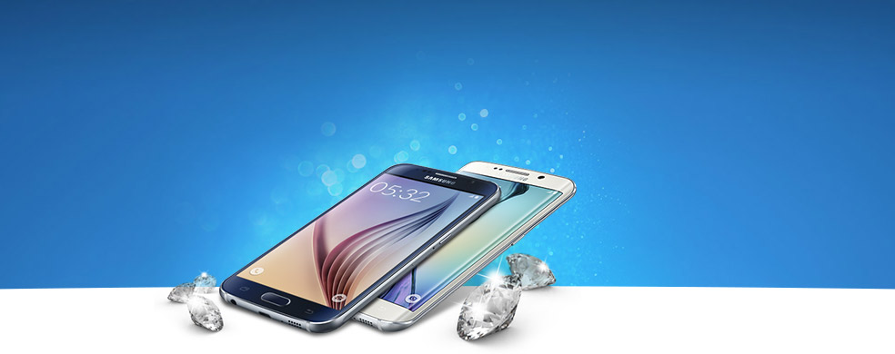 Samsung Galaxy S6 ve Galaxy S6 edge Satışta Platinum ayrıcalıklarıyla şimdi Turkcell'de!