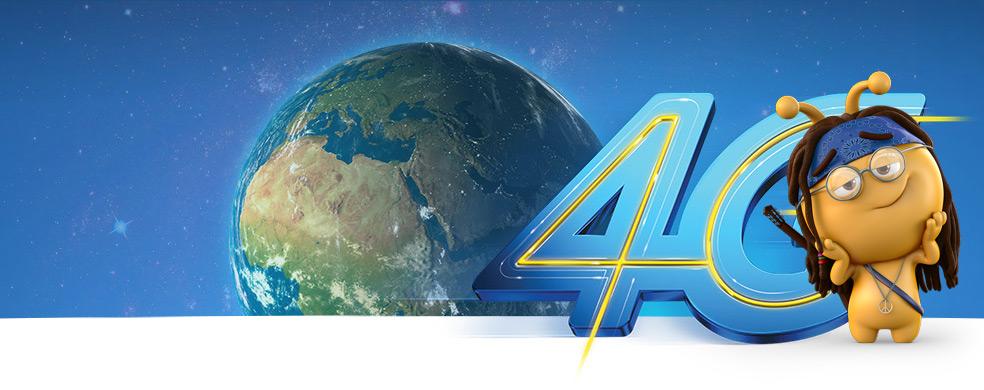 Yurt Dışında 4G'ye Hazır mısınız?