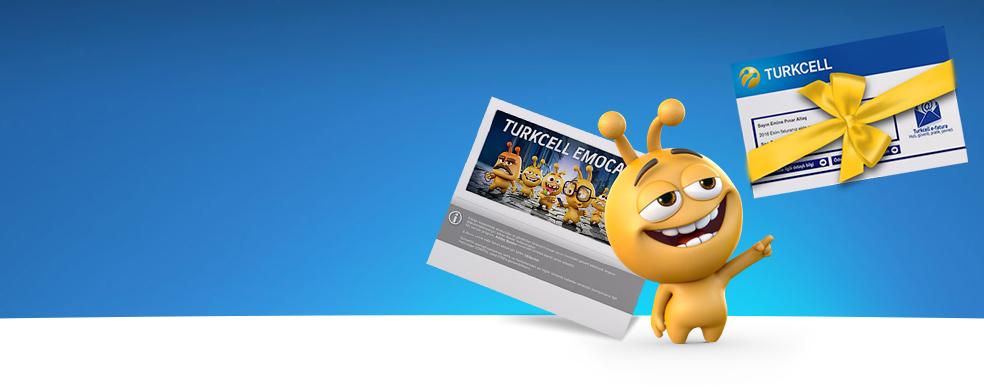 İlk Faturanın Yarısı Bizden - Turkcell.com.tr'den yıllık abonelikle paket alanlarınilk faturasının yarısı bizden.