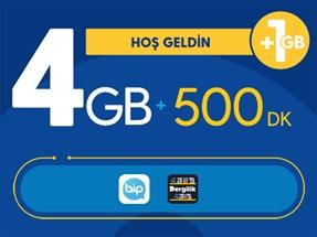 Hoş Geldin 4GB
