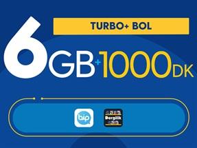 Turbo+ Bol Kampanyası