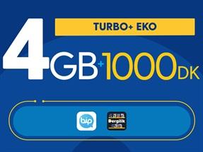 Turbo+ Eko Kampanyası
