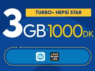 Satın Al Turbo+ Hepsi Star Kampanyası