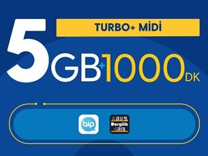 Satın Al Turbo+ Midi Kampanyası