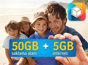 4.5G Hediye Lifebox Kampanyası