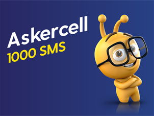 Askercell 1000SMS