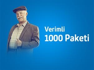 Kontratlı Verimli 1000 Paketi Kampanyası