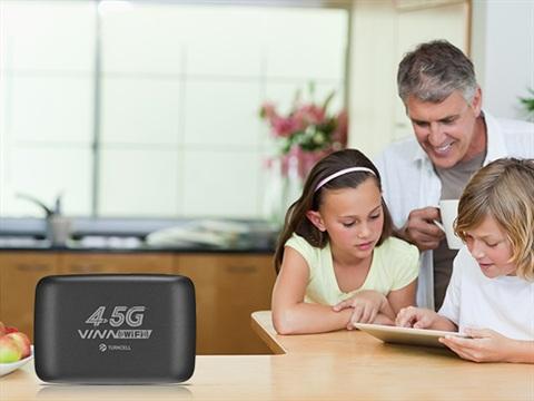 Evde 4.5G VINNWiFi Kampanyası