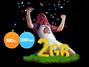 Satın Al Fırtına 2 GB