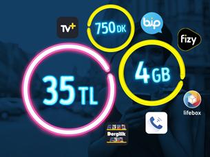 Satın Al GNÇ 4GB