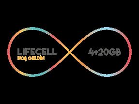 Lifecell Hoş Geldin 4GB