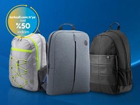 HP Sırt Çantaları İndirim Kampanyası