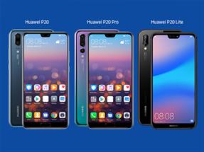 Huawei P20 Serisi Turkcell'de!