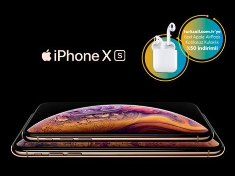 Yeni iPhone'lar 12 Ay Taksit İmkanıyla Şimdi Turkcell'de