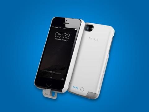 iPhone 5s'lerin Şarjı Bitmeyecek
