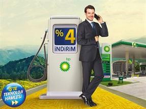 Turkcell'li İşletmelere BP'den Akaryakıt İndirimi