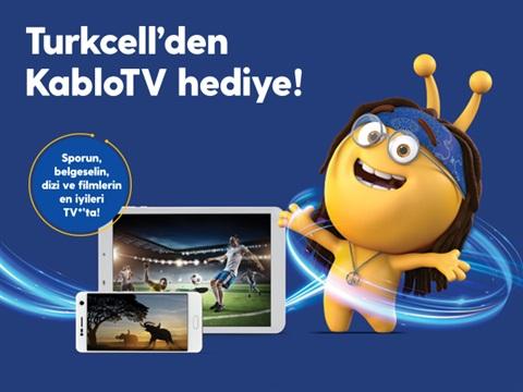 Kablo TV Hediyeli TV+ ve Ev İnterneti Kampanyası