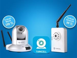 Turkcell Kameralarda Büyük İndirim!