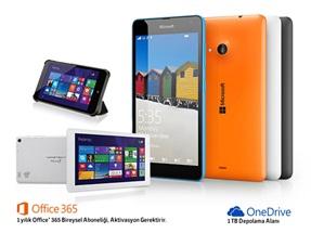 Microsoft Bireysel Akıllı Telefon Kampanyası
