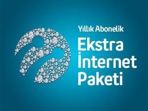 Platin Ekstraİnternet Paketi Yıllık Abonelik Kampanyası