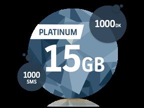 Platinum 10 GB Yıllık Abonelik Kampanyası - Yeni Abone Hediye İnternet Kampanyası