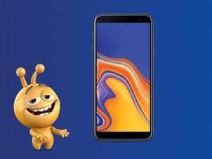 Samsung Galaxy J4+ Kampanyası