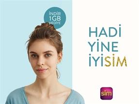 SİM Haftalık 1GB İnternet Kampanyası