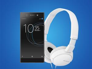 Sony Xperia XA1 Ultra Kulaklık Kampanyası