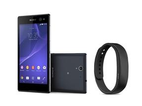 Sony Xperia C3 Alanlara Sony Akıllı Bileklik Hediye!