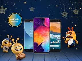 Akıllı Telefonlarda Ramazan Ayı'na Özel %45'e Varan İndirimler
