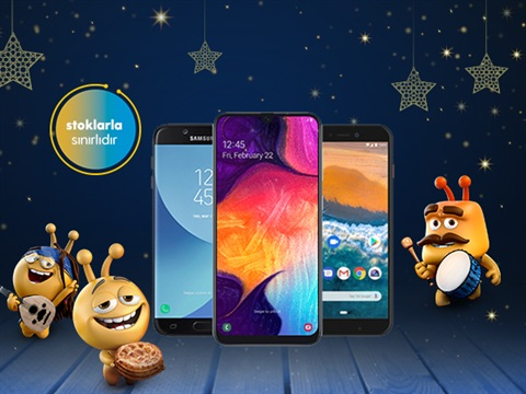 Akıllı Telefonlarda Ramazan Ayına Özel %45'e Varan İndirimler