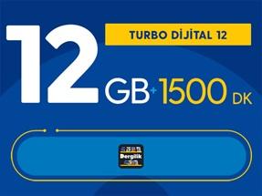 Turbo Dijital 12 Kampanyası