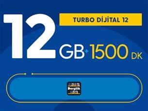 Satın Al Turbo Dijital 12 Kampanyası