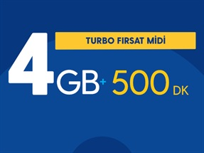 Turbo Fırsat Midi Kampanyası