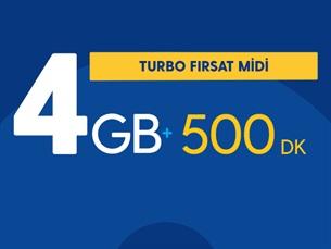 Satın Al Turbo Fırsat Midi Kampanyası