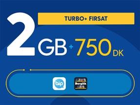 Turbo+ Fırsat Kampanyası