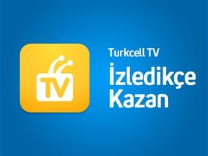 Turkcell TV Aboneleri İzledikçe Kazanıyor Kampanyası!