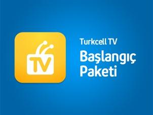 Turkcell TV Başlangıç Paketi - SMS Kampanyası