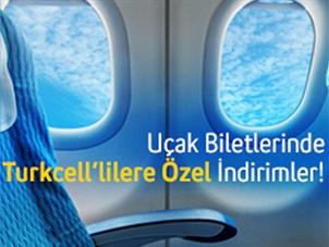 Turkcell'liler Bavul.com'da Uçak Biletlerini İndirimli Alıyor!