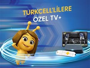 Turkcell'lilere Özel TV+ Kampanyası