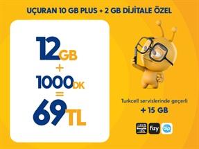 Uçuran 10 GB Plus Paketi