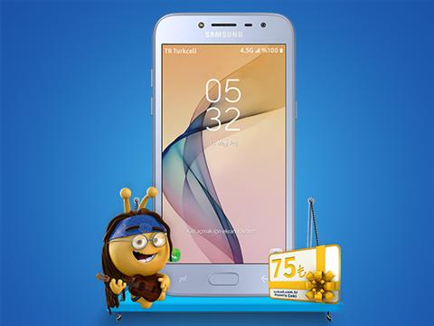 Yeni Telefonunuz Samsung Galaxy Grand Prime Pro Hediyesiyle Geliyor