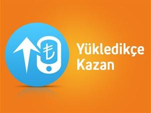 İnternetli Yükle Kazan Kampanyası