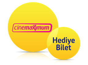 Cinemaximum'da 2 Adet Sinema Bileti