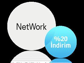 Sarı Kutu Network %20 İndirim Kampanyası