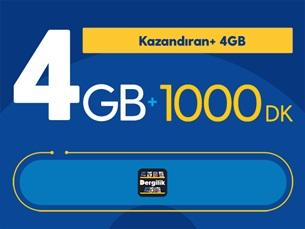 Satın Al Kazandıran+ 4GB