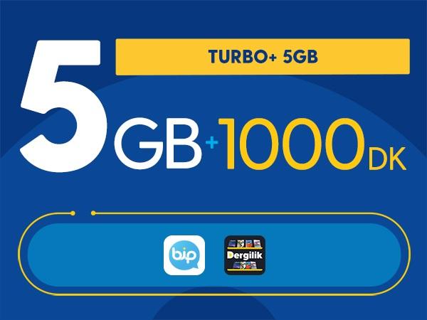 Turbo+ 5GB