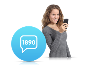 1890 İnteraktif SMS Servisi