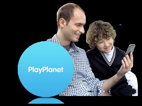 PlayPlanet Oyun Servisi